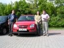 Budapest, Lurdy Ház, találkozó és felvonulás - 2004.05.22.