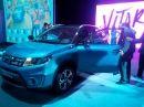 Megkezdődött az új SUZUKI VITARA sorozatgyártása